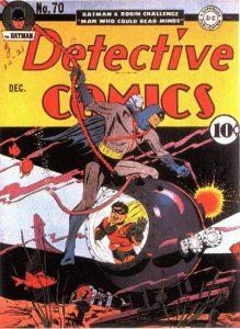 Detective Comics #70 (1942)