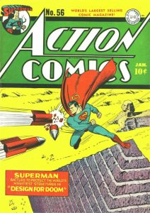 Action Comics #56 (1943)