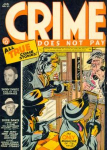 Crime Does Not Pay #25 (1943)