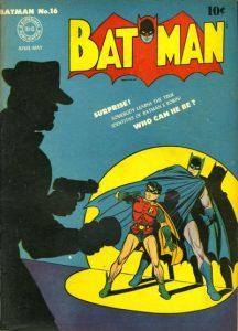 Batman #16 (1943)