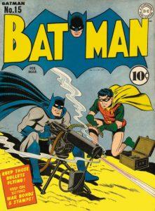 Batman #15 (1943)