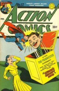 Action Comics #57 (1943)