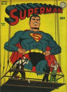 Superman #21 (1943)