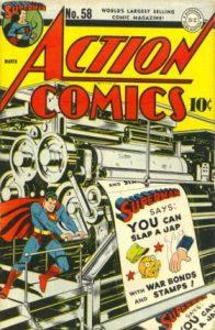 Action Comics #58 (1943)
