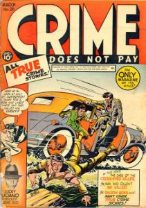 Crime Does Not Pay #26 (1943)