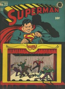 Superman #22 (1943)