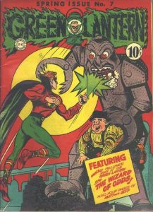 Green Lantern #7 (1943)