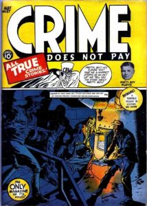 Crime Does Not Pay #27 (1943)