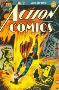 Action Comics #61 (1943)