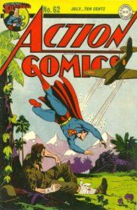 Action Comics #62 (1943)