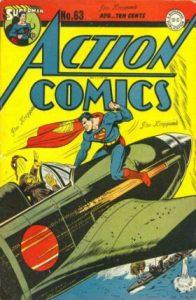 Action Comics #63 (1943)