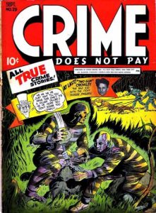 Crime Does Not Pay #29 (1943)