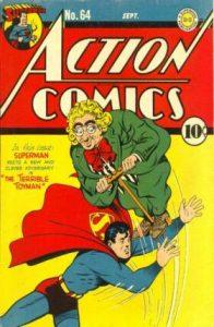 Action Comics #64 (1943)