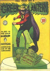 Green Lantern #8 (1943)