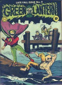 Green Lantern #9 (1943)