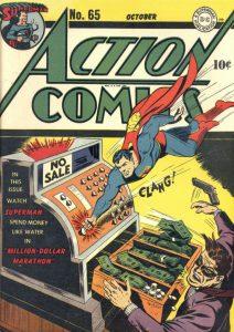 Action Comics #65 (1943)