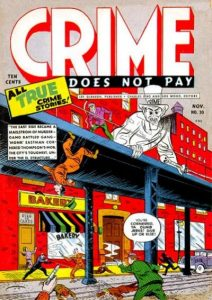 Crime Does Not Pay #30 (1943)