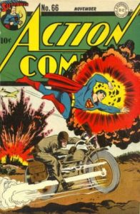 Action Comics #66 (1943)