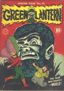 Green Lantern #10 (1943)