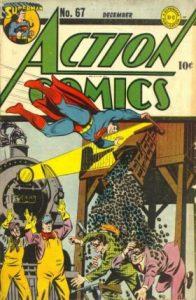 Action Comics #67 (1943)