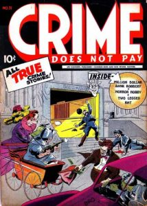Crime Does Not Pay #31 (1944)