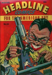 Headline Comics #11 (11) (1944)
