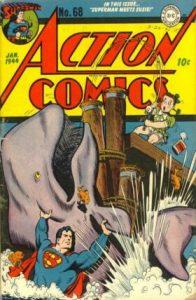 Action Comics #68 (1944)