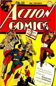 Action Comics #69 (1944)