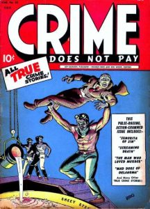 Crime Does Not Pay #32 (1944)