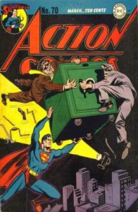 Action Comics #70 (1944)