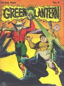 Green Lantern #11 (1944)