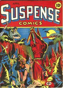 Suspense Comics #3 (1944)