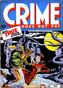 Crime Does Not Pay #33 (1944)