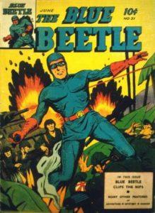 Blue Beetle #31 (1944)