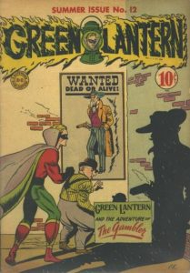 Green Lantern #12 (1944)