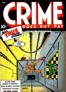 Crime Does Not Pay #34 (1944)