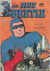 Blue Beetle #34 (1944)