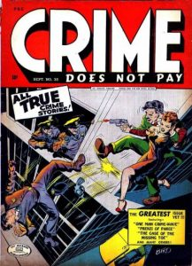 Crime Does Not Pay #35 (1944)