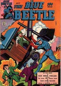 Blue Beetle #35 (1944)