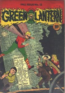 Green Lantern #13 (1944)