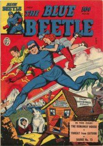 Blue Beetle #36 (1944)