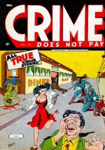 Crime Does Not Pay #36 (1944)