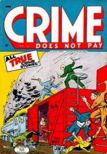 Crime Does Not Pay #37 (1945)