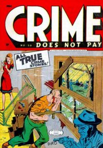 Crime Does Not Pay #38 (1945)