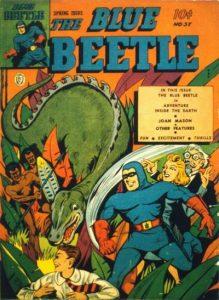 Blue Beetle #37 (1945)