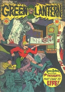 Green Lantern #15 (1945)
