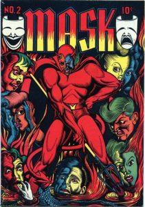 Mask Comics #2 (1945)