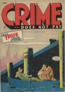 Crime Does Not Pay #39 (1945)