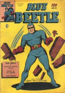 Blue Beetle #38 (1945)