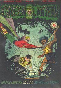 Green Lantern #16 (1945)